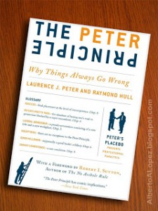 The Peter Principle - Alberto A Lopez -