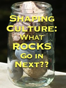 Big Rocks What Next
