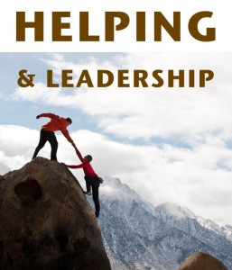 Helping&Leadership