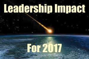 Leadership Impact for 2017