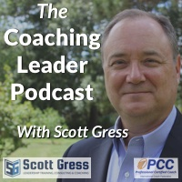The Coaching Leader Podcast